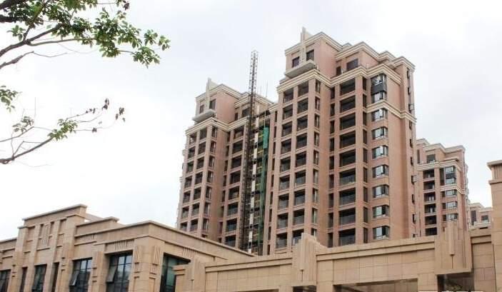 中环国际公寓三期实景图
