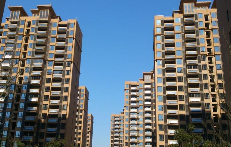 新虹桥首府实景图