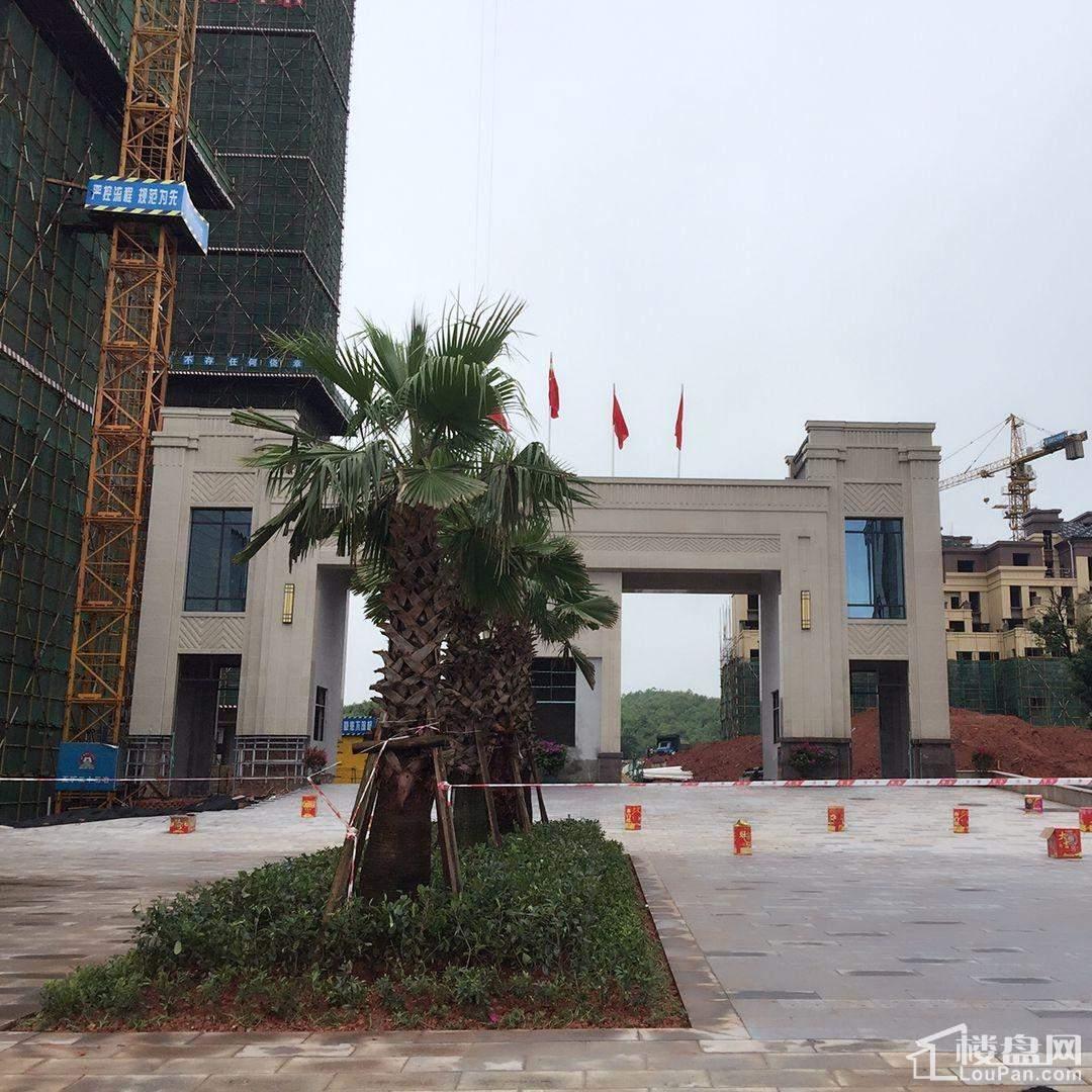 天玺湾实景图