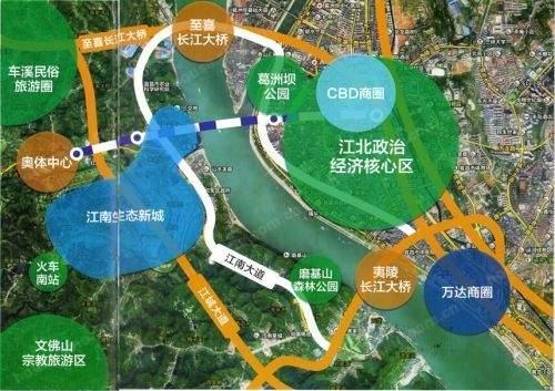 江南URD位置图