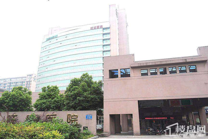 汇城尚东周边医院