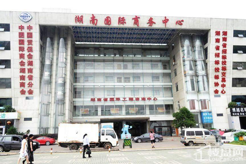 汇城尚东周边商务中心