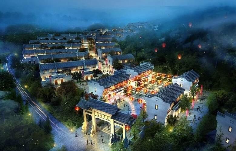 绿地百年中国效果图