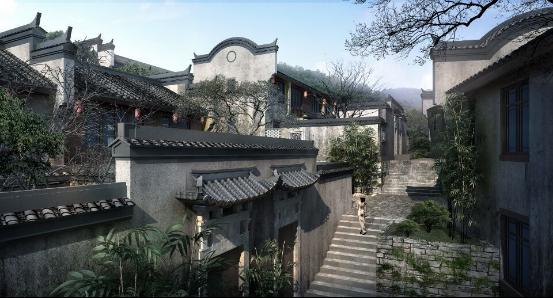 绿地百年中国实景图