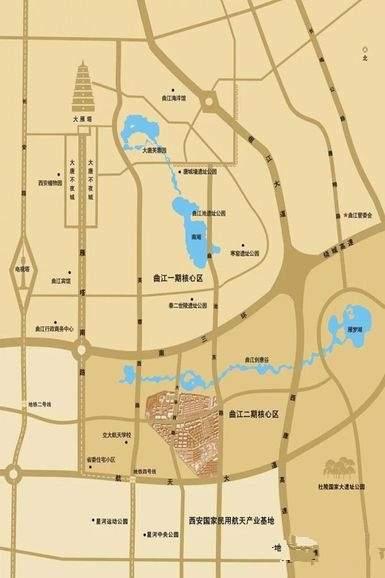 大华公园世家位置图