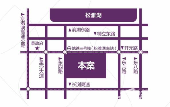 新长海尚海城位置图