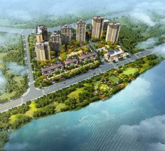 碧桂园·凤凰湾实景图