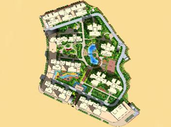 华商国际城配套图