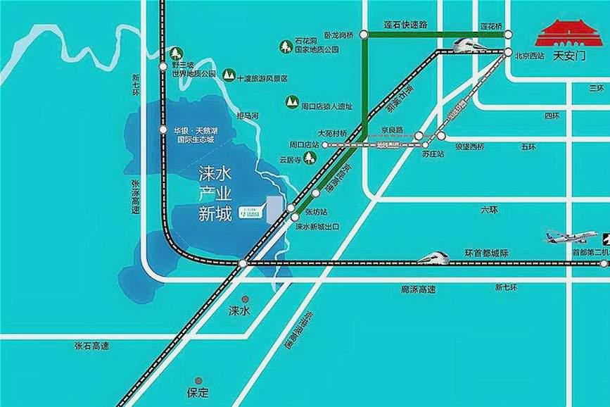 华银城位置图