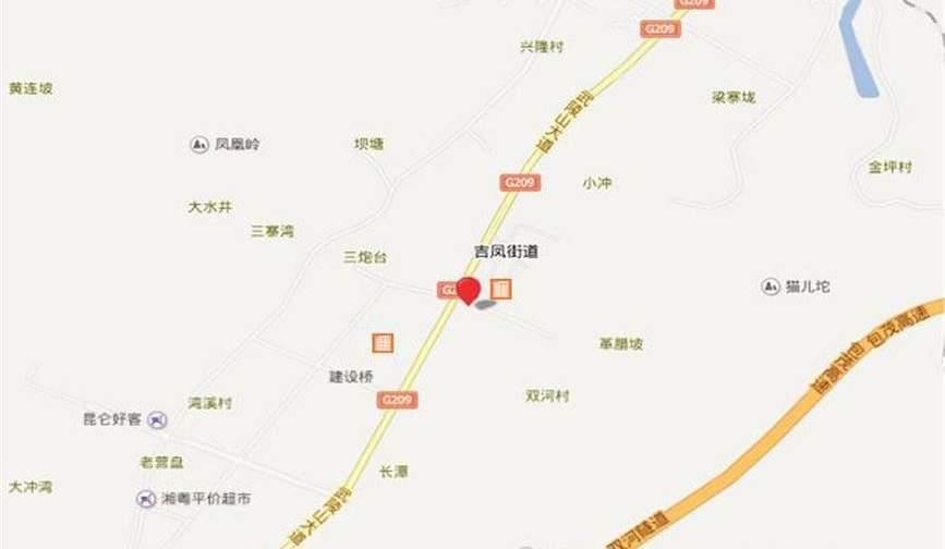 名门江山位置图
