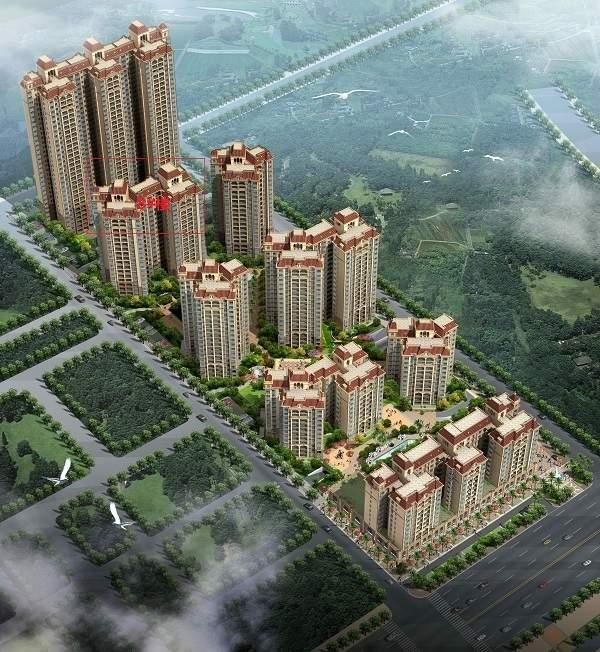 东兴边贸中心