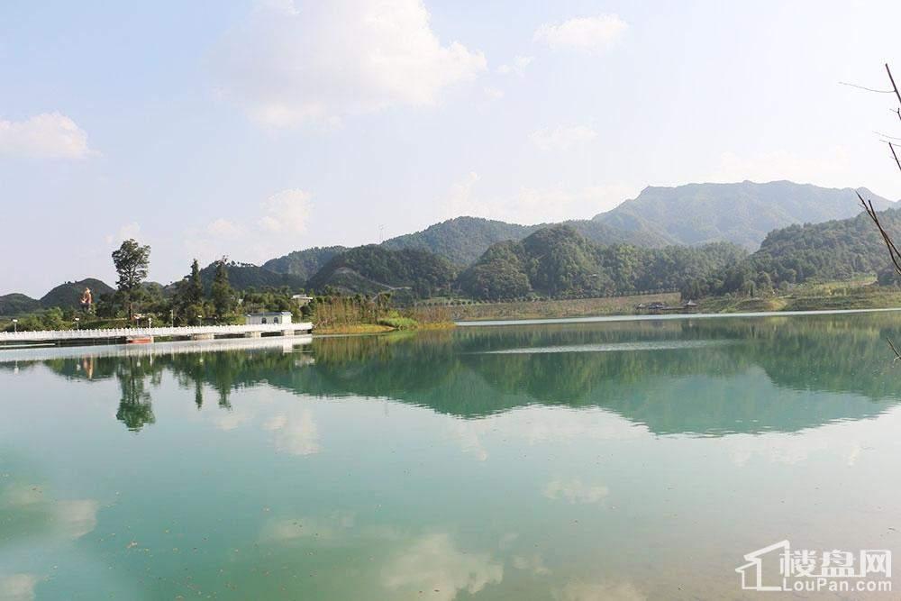 杉木湖公园