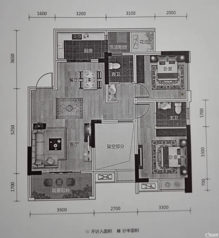 6号楼1号房