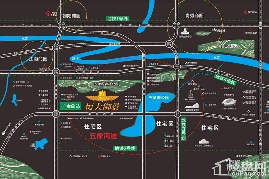 南宁幼儿园平面图