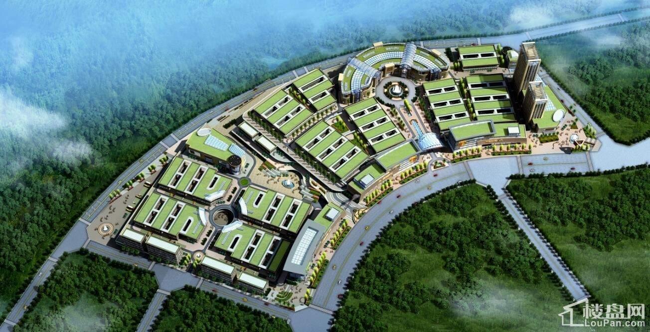 裕博国际食品城位置图