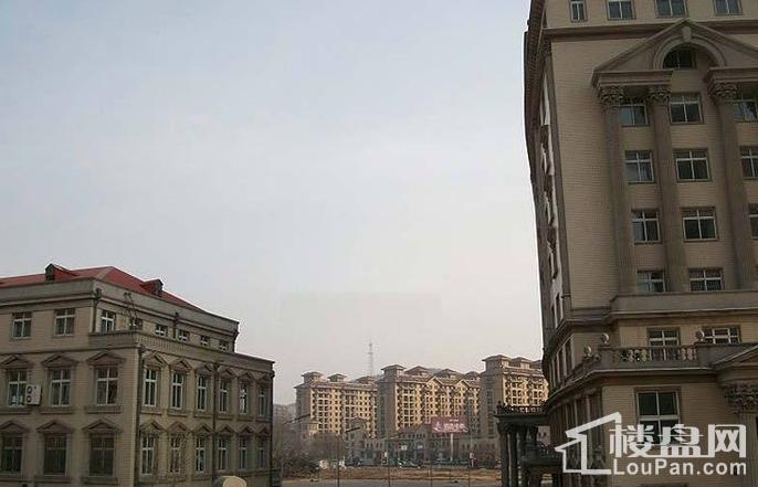 远洲国际城实景图
