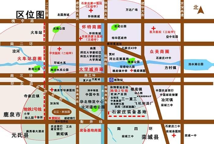 云江园位置图