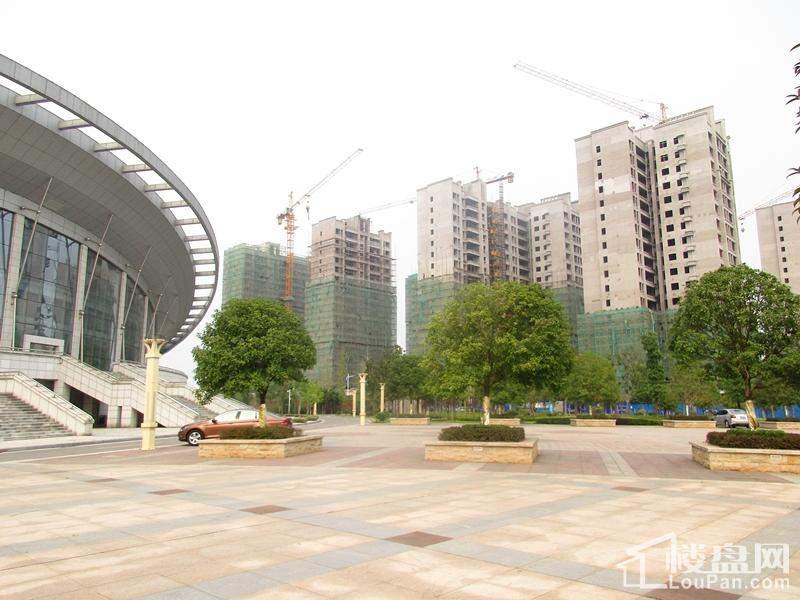 弘康·体育新城实景图