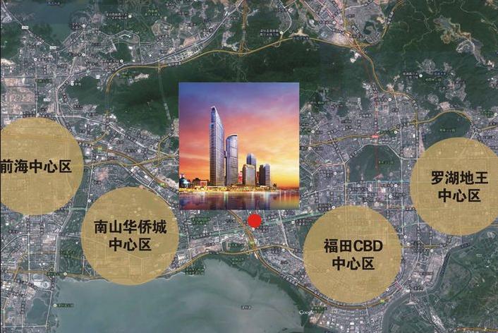 东海国际公寓位置图