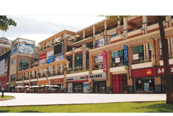 东海国际公寓配套图