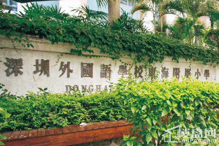 东侧800米深圳外国语学校东海附属小学