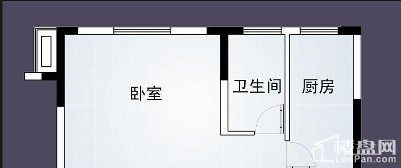 乐客来国际商业中心户型图