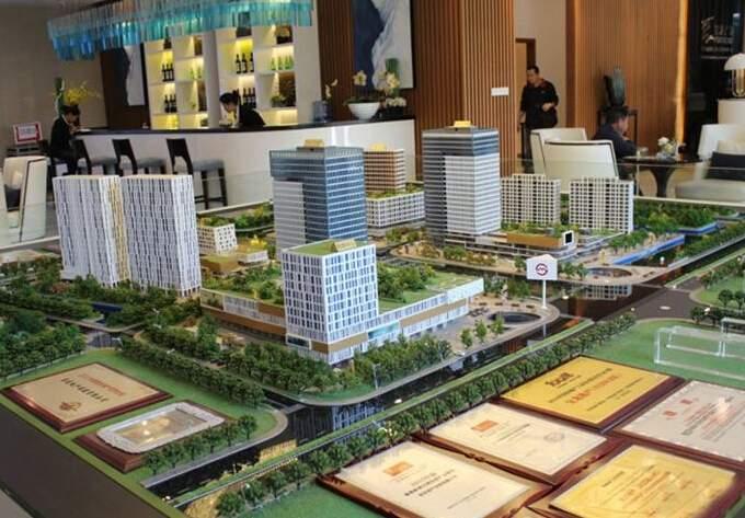 青浦宝龙城市广场实景图
