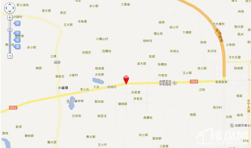 建邦皇嘉锦苑位置图