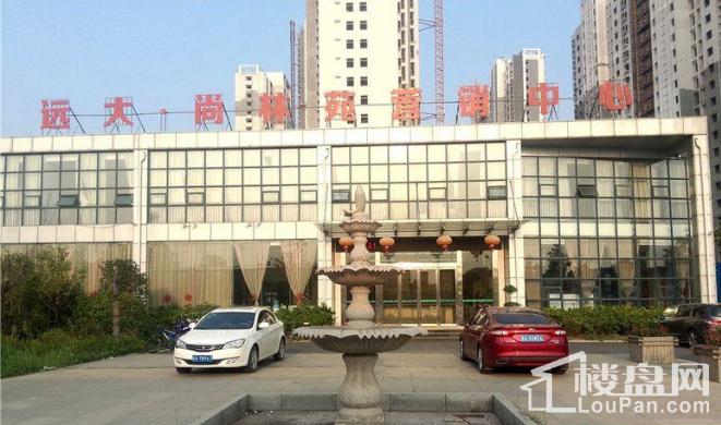 远大尚林苑实景图