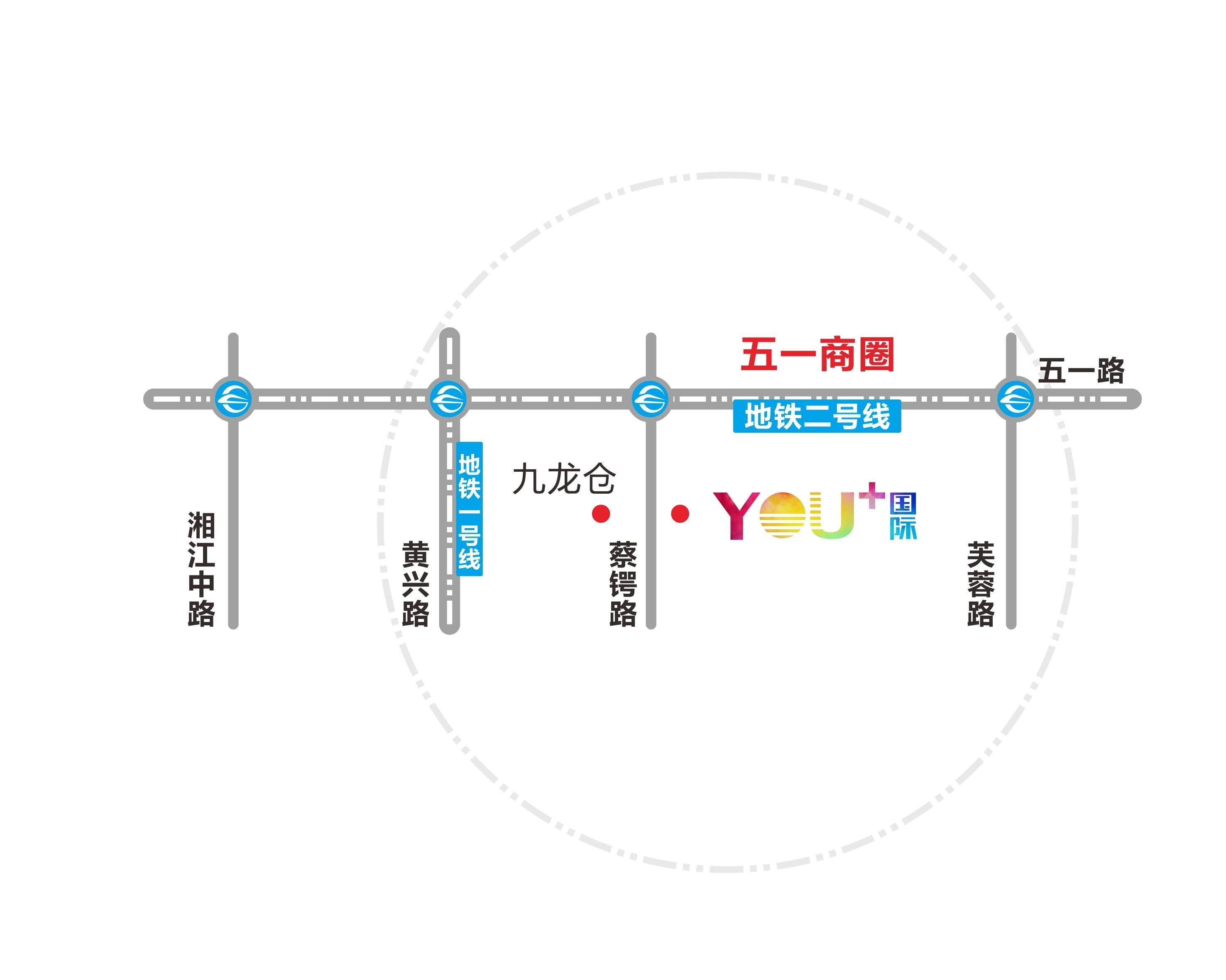 YOU+国际区位交通图
