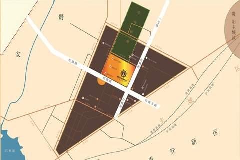 国际迪拜城位置图