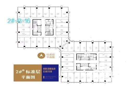 滨湖宝文中心户型图