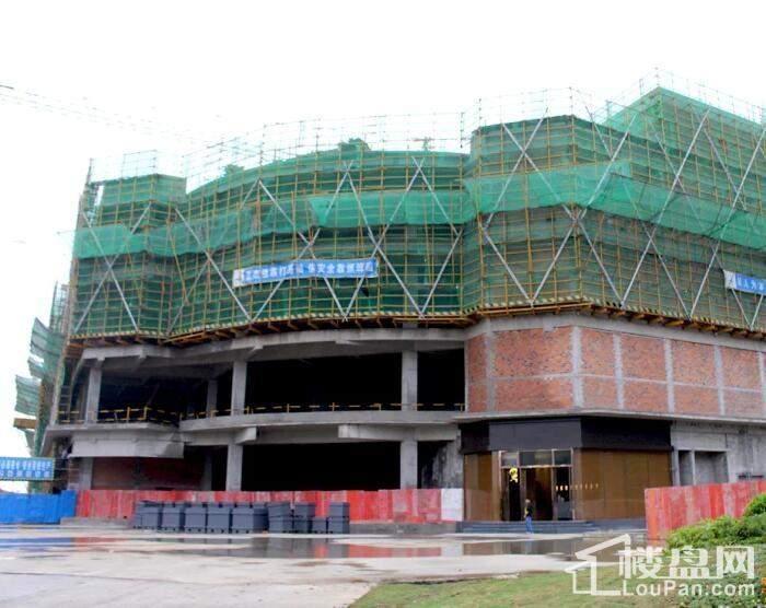 滨湖宝文中心实景图