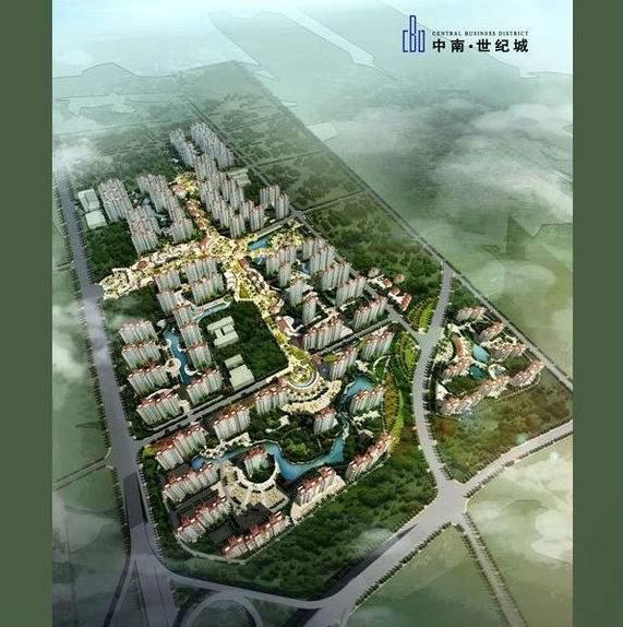 青岛中南世纪城