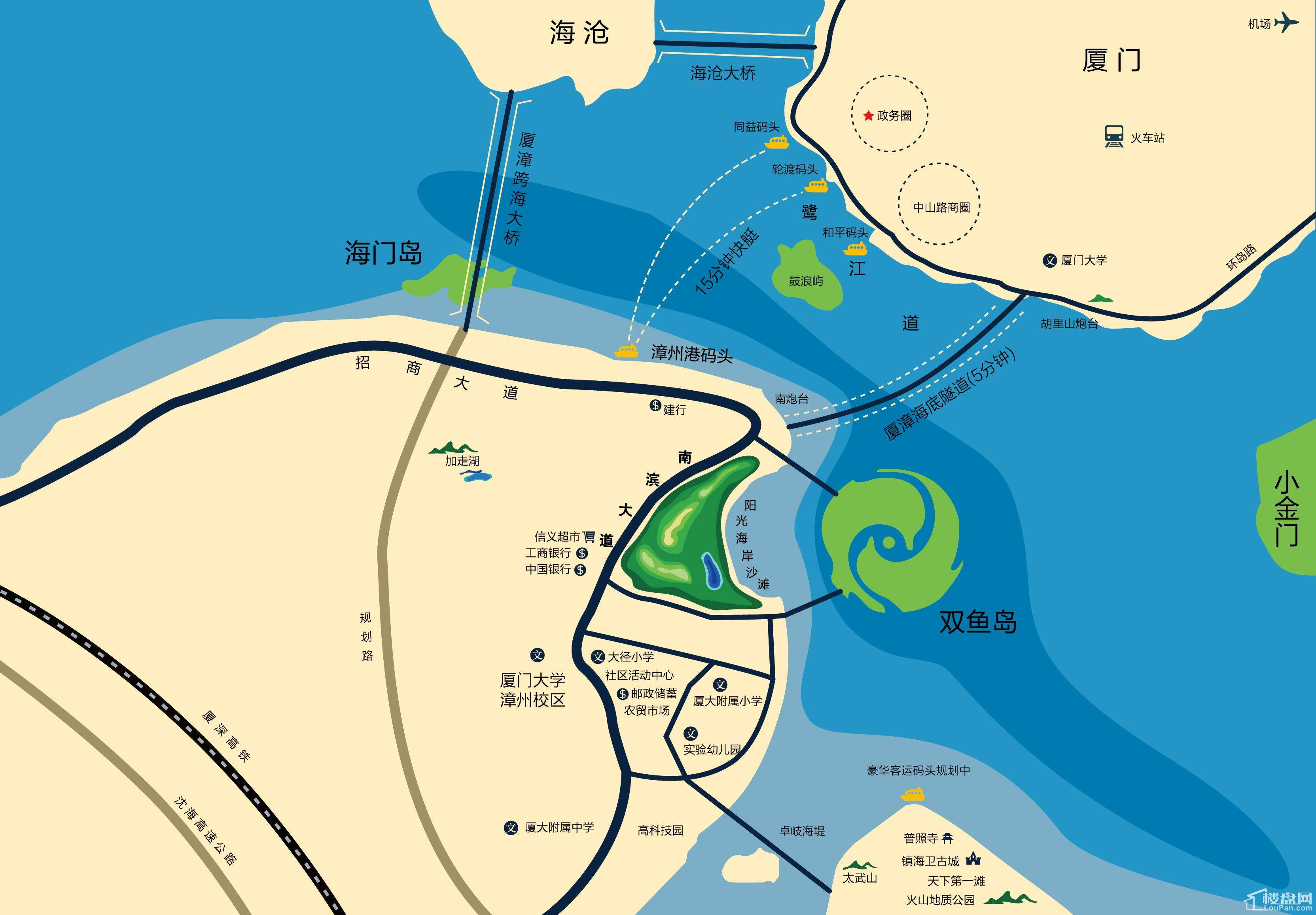 翔烨澎湖湾位置图