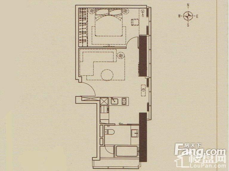 公寓02户型