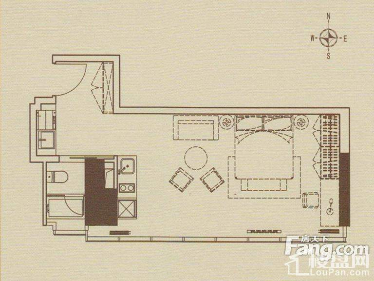 公寓13户型