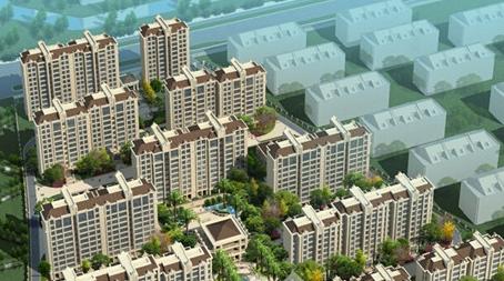 广宇·锦澜公寓效果图