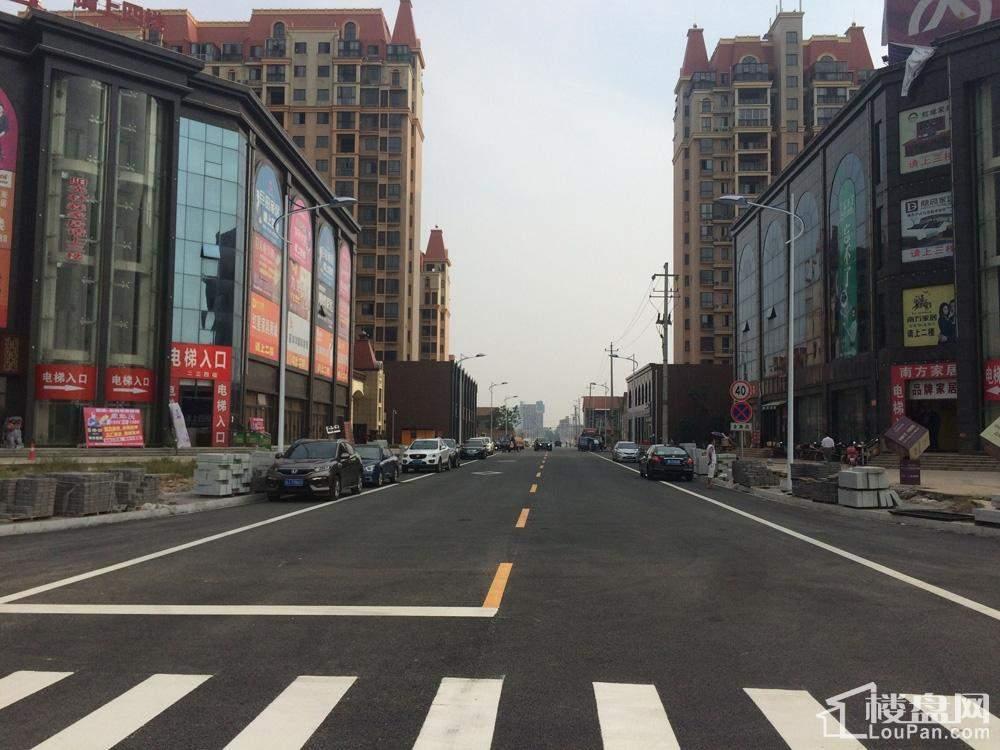 小区商业街