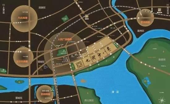 襄阳九街十八巷位置图