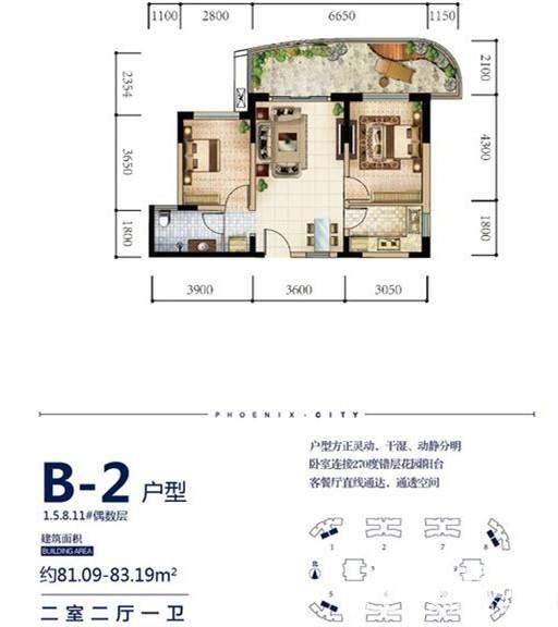 B-2户型