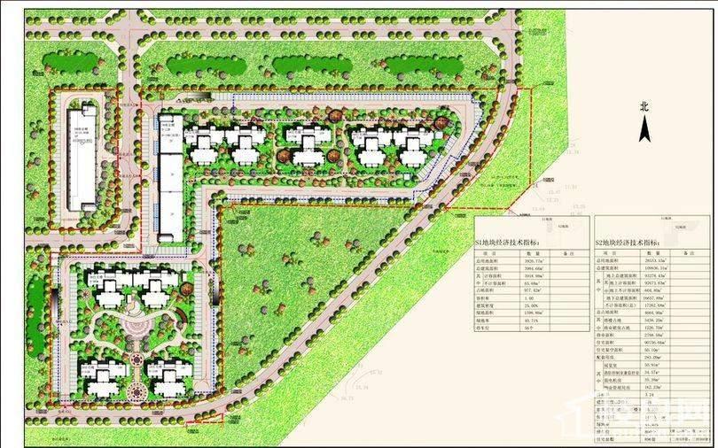 椰海新城三期·棕榈园效果图