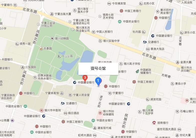 绿地壹号公馆位置图
