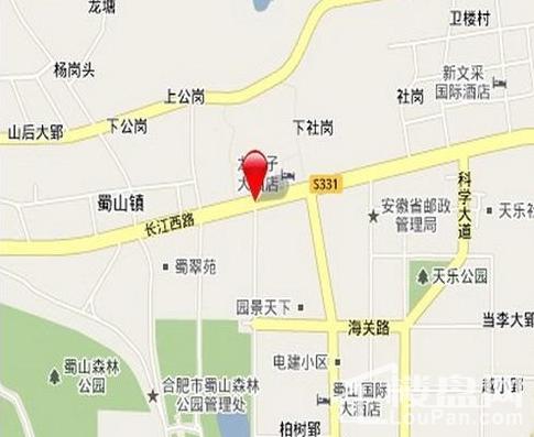 峰尚国际效果图