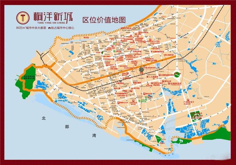 桐洋新城位置图