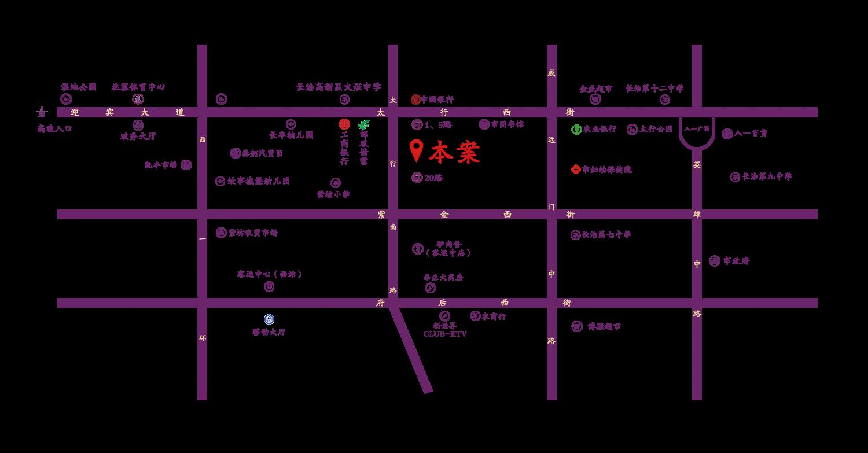 紫金领秀二期位置图