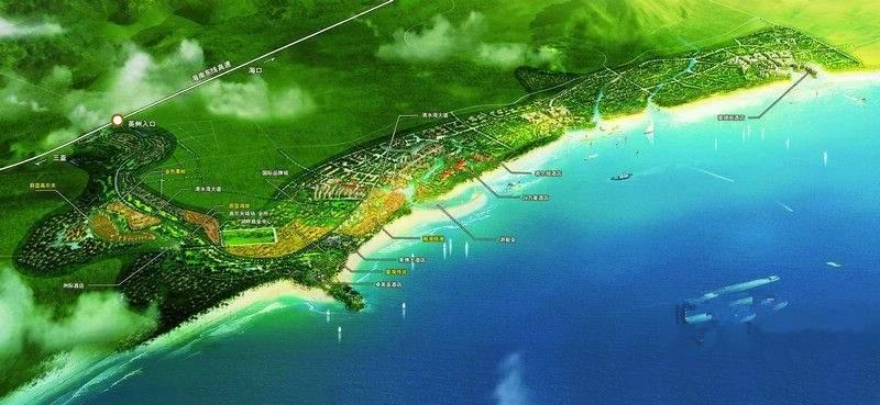 雅居乐海南清水湾