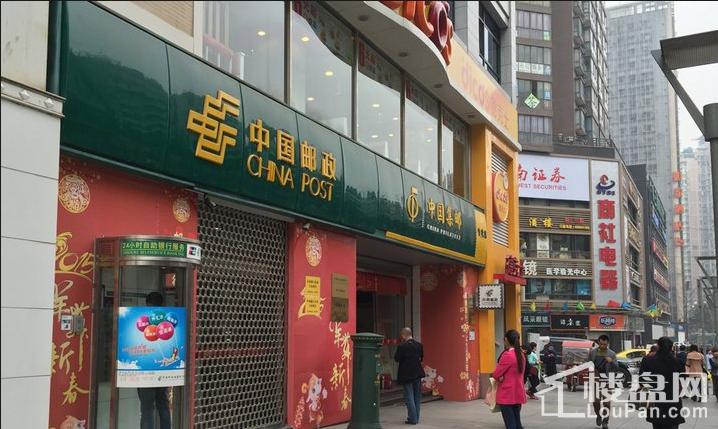汇祥荟广场实景图
