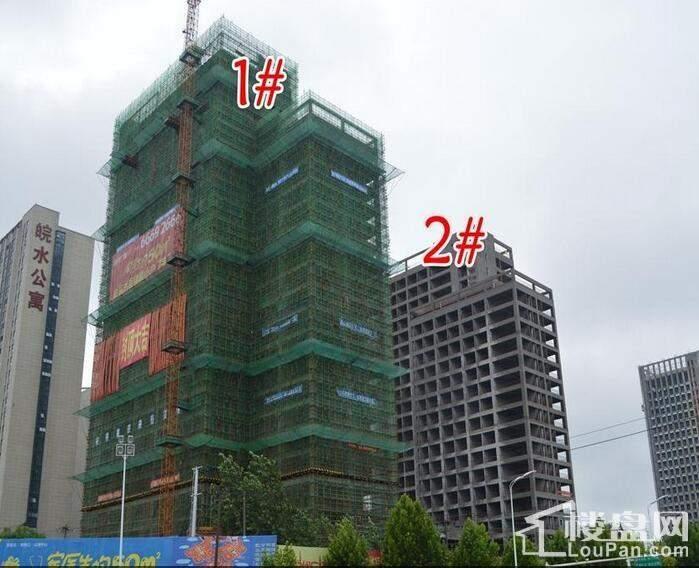 圣联时代广场实景图