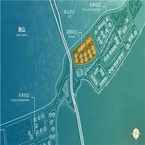 富力公主湾位置图